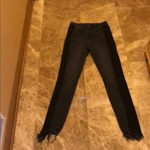 Missguided Jeans - Misguided Black Jeans